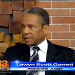 Associate Judge Lewyn Scott Garrett Appearance on CBS' WJZ-TV